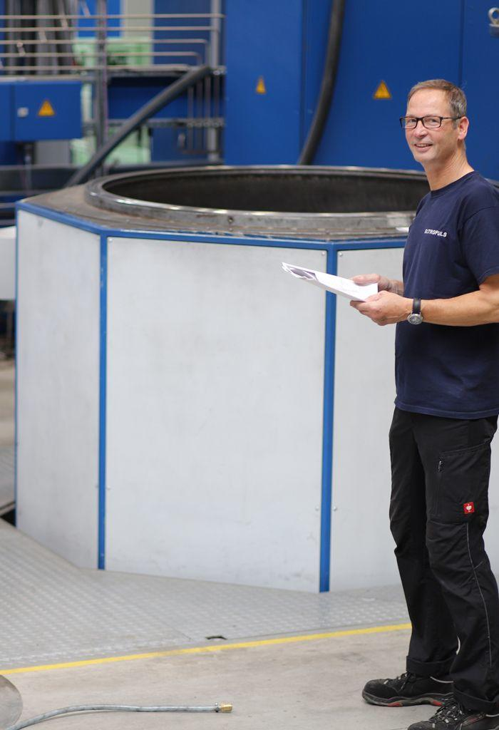 Plasma nitriding systems | pit-type furnace